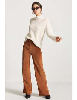 Brushed Ribbed Knit Jumper by F21 Contemporary