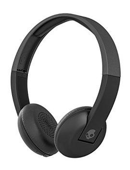 Skullcandy Uproar Bluetooth Wireless On Ear Headphones   Black by Skullcandy