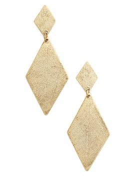 Kite Earrings by Karine Sultan