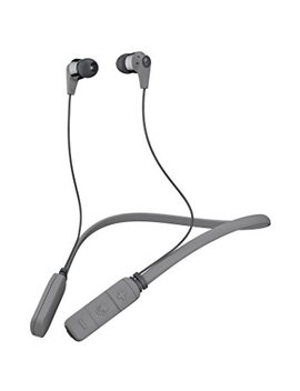 Skullcandy Ink'd Bluetooth Wireless In Ear Earbuds With Mic   Street/Chrome/Black by Skullcandy