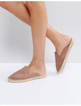 Chinelas Estilo Alpargatas De New Look by Asos