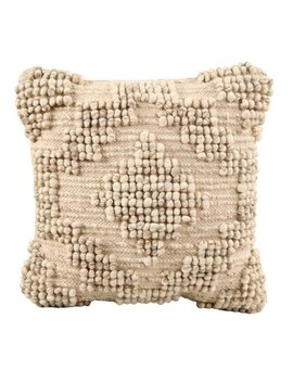 "Better Homes And Gardens Aztec Cream Throw Pillow, 17"" X 17"" by Better Homes And Gardens"