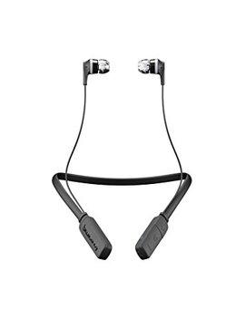 Skullcandy Ink'd Bluetooth Wireless In Ear Earbuds With Mic   Black/Grey by Skullcandy