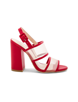 X House Of Harlow 1960 Sommers Heel by Raye