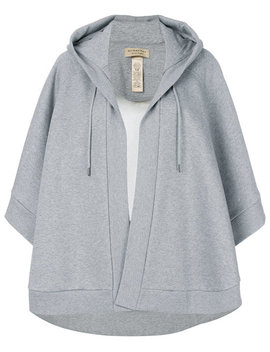 Hooded Cape by Burberry