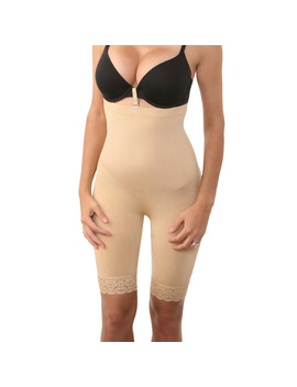 High Waist Butt Lifter Trainer Thigh Control Full Body Shapewear Bodysuit Seamless Shaper Panties Shapewear  Body Shaper   804 by 99 Factory Stores
