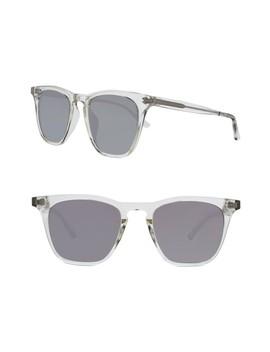 Rocket 88 50mm Square Sunglasses by Smoke X Mirrors
