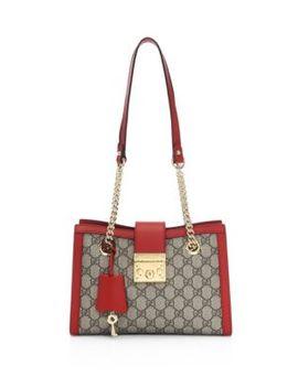 Padlock Small Shoulder Bag by Gucci
