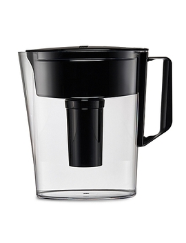 Brita® Soho 5 Cup Water Filtration Pitcher In Black by Bed Bath And Beyond