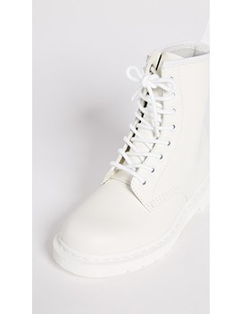 1460 Mono 8 Eye Boot by Dr. Martens