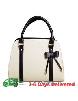 Women Leather Handbag Shoulder Ladies Purse Messenger Satchel Crossbody Tote Bag by Unbranded
