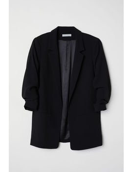 Jacket With Gathered Sleeves by H&M
