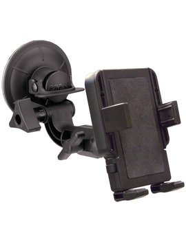 Pana Vise Porta Grip Phone Holder With Premium Windshield Mount by Panavise