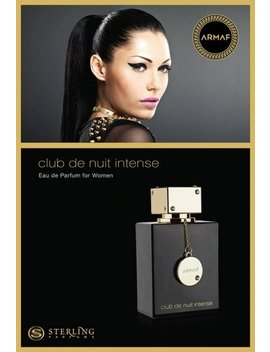 Armaf Club De Nuit Intense Eau De Perfume For Woman 105ml By Armaf Club De Nuit Intense by Armaf Club De Nuit Intense