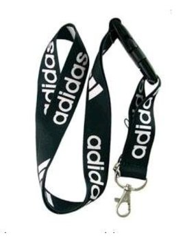 Adidas Lanyard Keychain Holder by Adidas