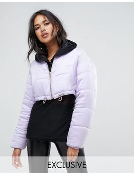 Missguided Padded Cropped Jacket by Missguided