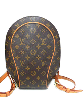 Louis Vuitton Monogram Ellipse Sac A Dos Backpack M51125 Auth F/S Japan by Louis Vuitton