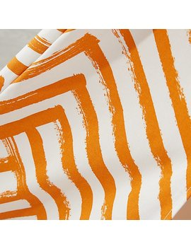 A Teepee To Call Your Own (Orange Maze) by The Land Of Nod