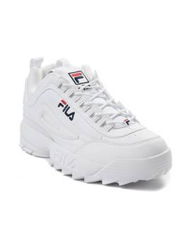 womens-fila-disruptor-ii-premium-athletic-shoe by fila