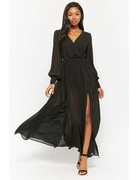 chiffon-maxi-dress by forever-21