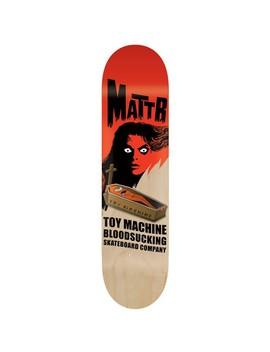"""Toy Machine Matt Bennett Coffin Deck 8.5"""" by Ambush Board Co"""