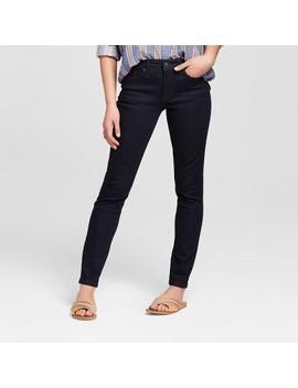 womens-high-rise-skinny-jeans---universal-thread-dark-wash by universal-thread