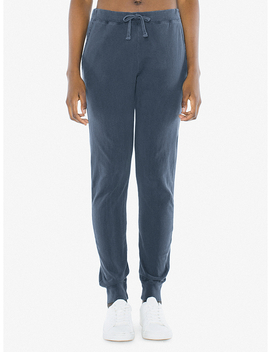 Unisex Heavy Jersey Jogger by American Apparel
