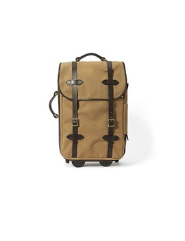 Rugged Twill Rolling Carry On Bag by Filson