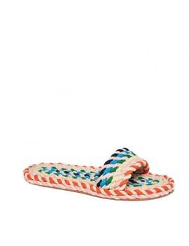 Elle Twisted Rope Slide by Loeffler Randall