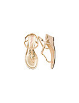 As Good As Gold Wedge by Lilly Pulitzer
