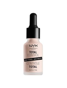 "Total Control Drop Primer              <Span Class=""Product.Sample.Minicart.Class.Variationdetails""></Span> by Nyx Cosmetics"