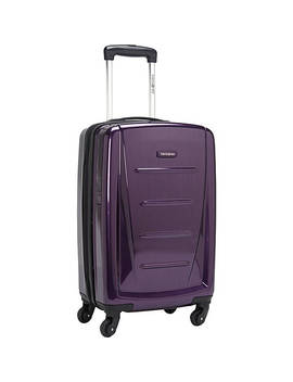 "Winfield 2 Fashion Carry On Hardside Spinner Luggage   20"" by Samsonite"