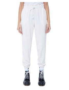 Microterry Paperbag Waist Pant by Juicy Couture