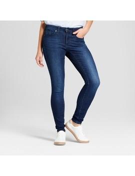 womens-mid-rise-skinny-jeans---universal-thread-dark-wash by universal-thread