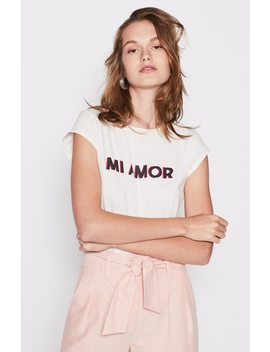 Dillon C T Shirt by Joie