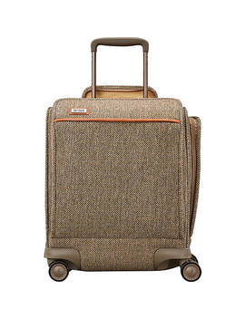 Tweed Legend Underseat Carry On Spinner by Hartmann Luggage