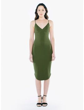 2x2 Sofia Dress by American Apparel
