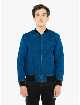 Denim Day Jacket by American Apparel
