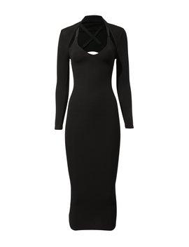 Shrug Midi Dress by Enza Costa