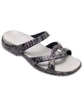 Crocs Womens Meleen Twist Casual Sandals by Bealls Florida