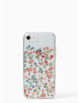 Mini Bloom Iphone 7 & 8 Case by Kate Spade
