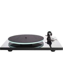 Stereo Turntable   Gloss Black by Rega