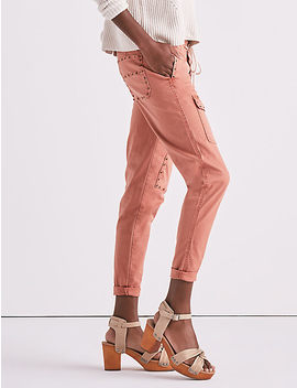 Cargo Pant With Eyelets by Lucky Brand