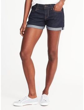 """Denim Shorts For Women (3 1/2"""") by Old Navy"""