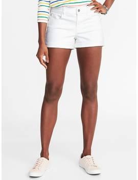 "Clean Slate Boyfriend Shorts For Women (3"") by Old Navy"