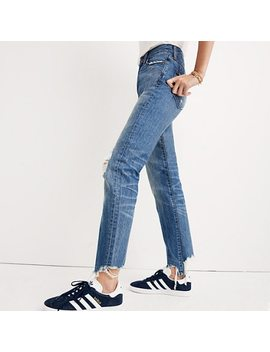 Pre Order The Perfect Summer Jean: Destructed Edition by Madewell
