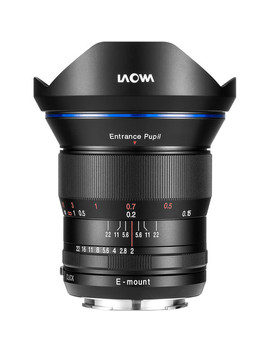 Laowa 15mm F/2 Fe Zero D Lens For Sony E by Venus Optics
