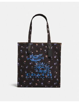 Coach X Keith Haring Tote by Coach