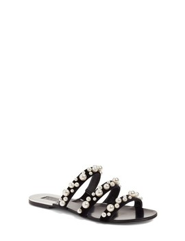 stunner-embellished-strappy-slide-sandal by leith