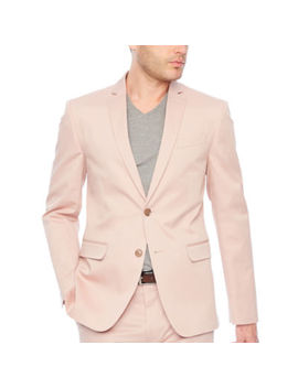Jf J.Ferrar Adobe Rose Slim Fit Stretch Suit Jacket by Jf J.Ferrar